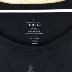torrid Tops - Torrid Shortsleeve blouse 3X